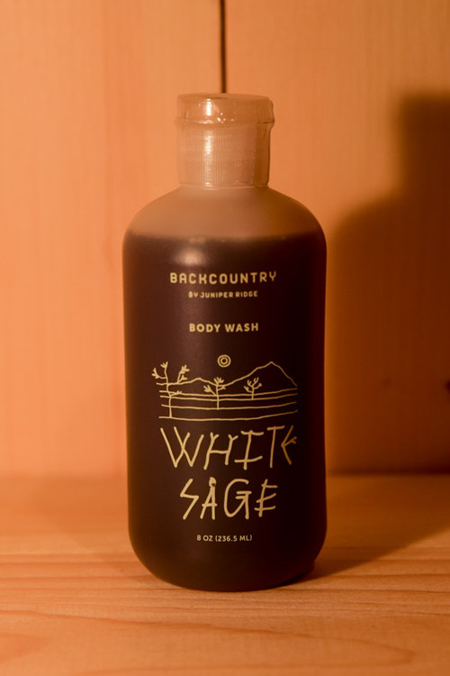 Juniper Ride - White Sage Backcountry Body Wash
