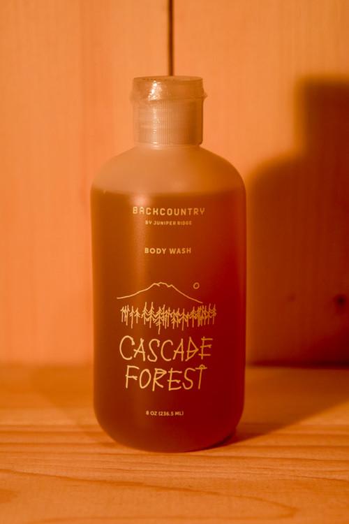 Juniper Ride - Cascade Forest Backcountry Body Wash
