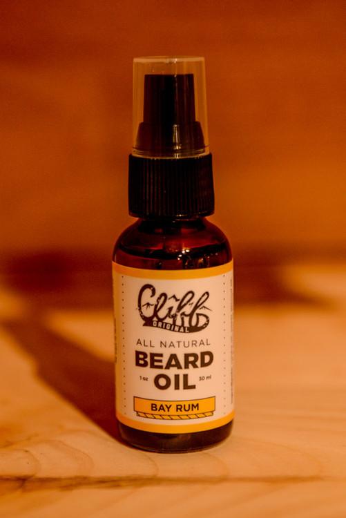 Cliff - Bay Rum Beard Oil