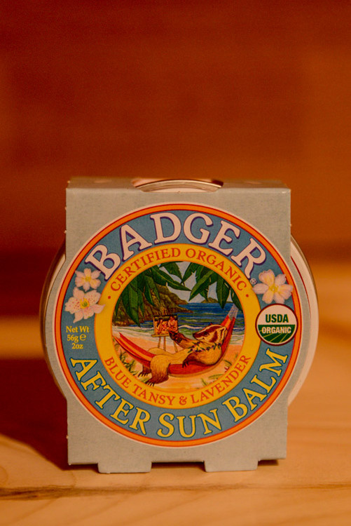 Badger - Blue Tansy & Lavender After Sun Balm