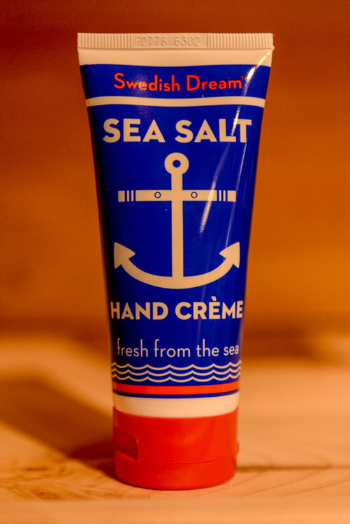 Swedish Dream - Sea Salt Hand Cream
