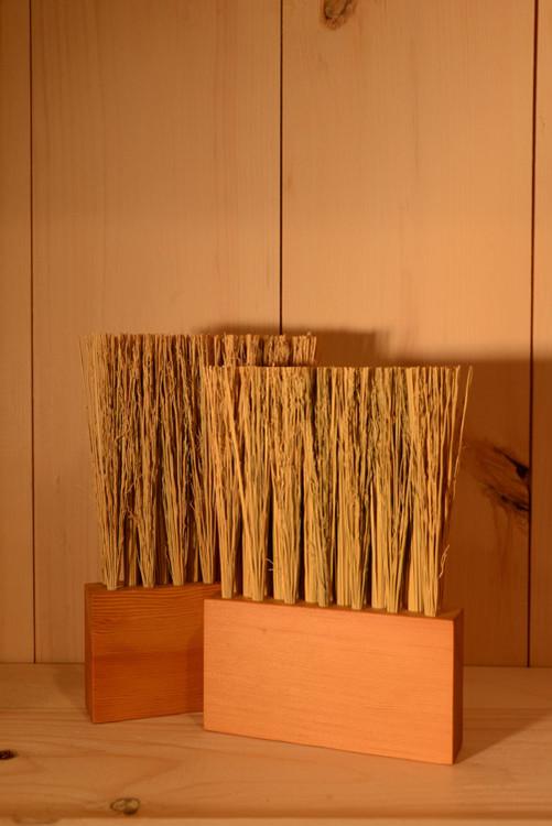 Hannah Quinn - Fir Block Broom