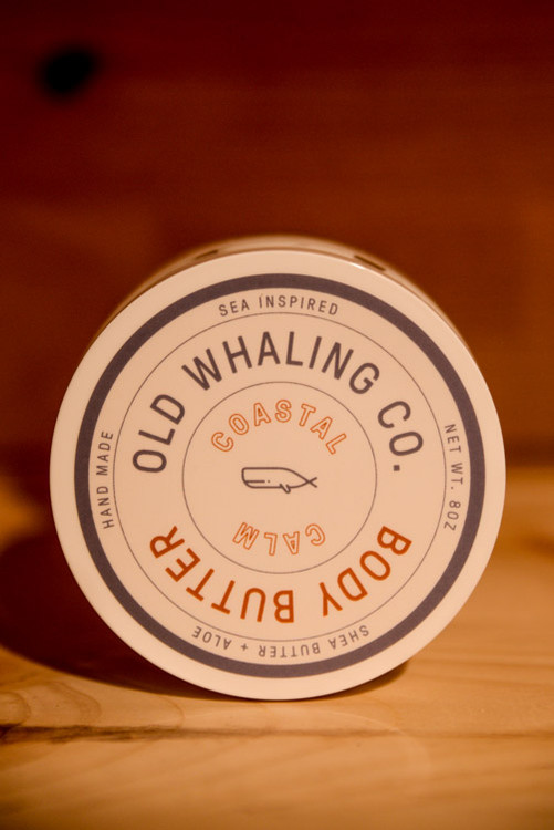 Old Whaling Co. - Coastal Calm Body Butter