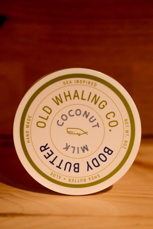 Old Whaling Co. - Coconut Milk Body Butter
