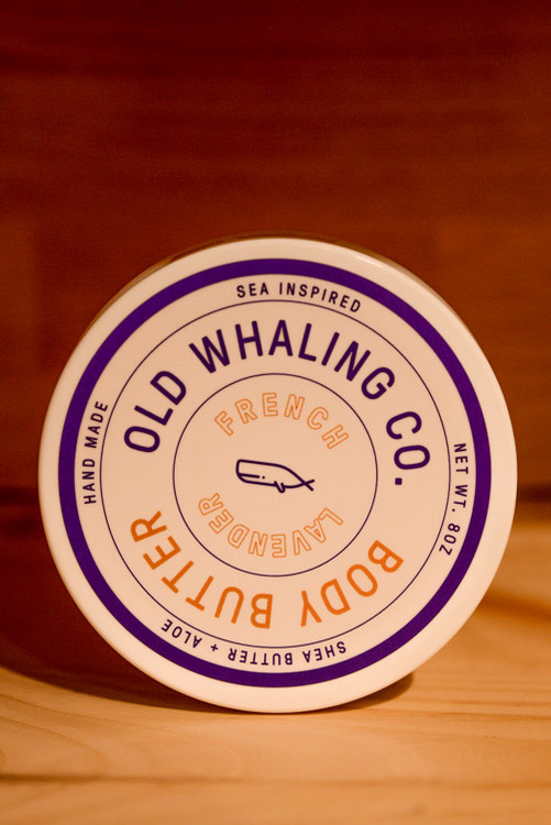 Old Whaling Co. - French Lavender Body Butter