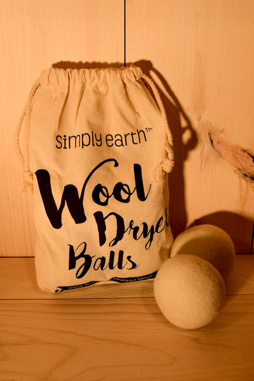 Simply Earth - Wool Dryer Balls