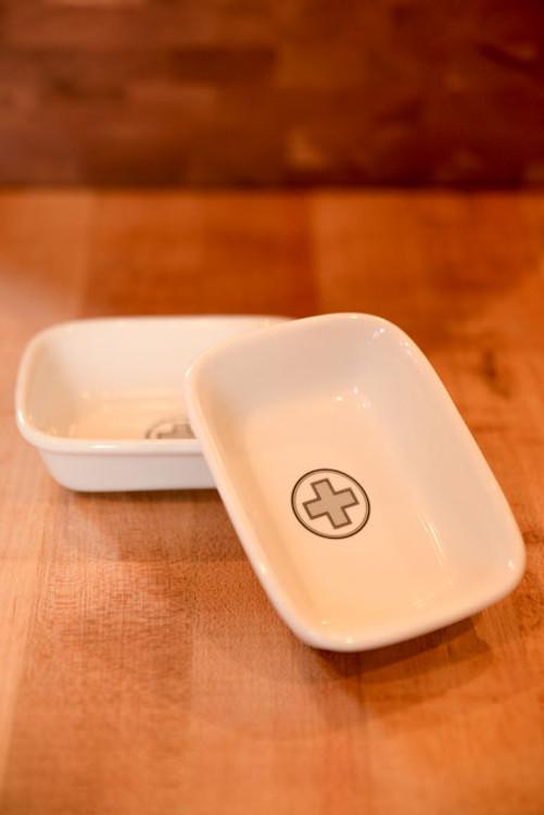 Izola - Apothecary Soap Dish