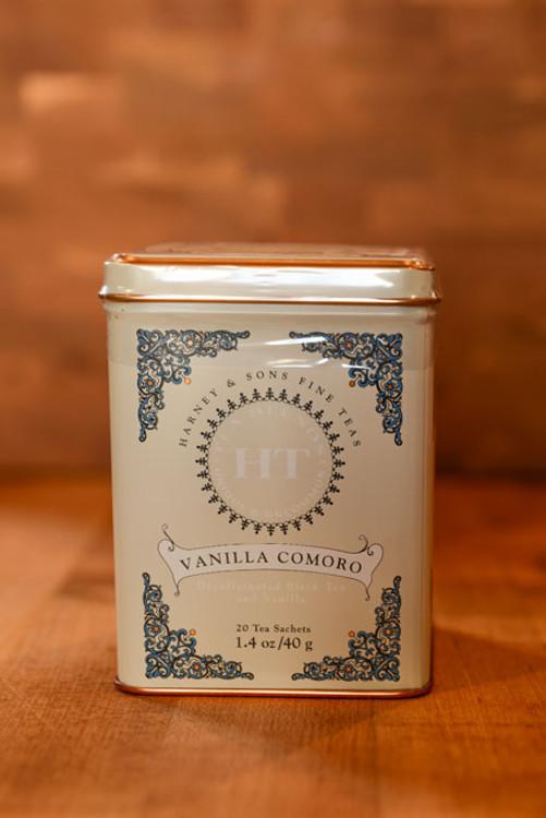 Harney & Sons - Vanilla Comoro Tea