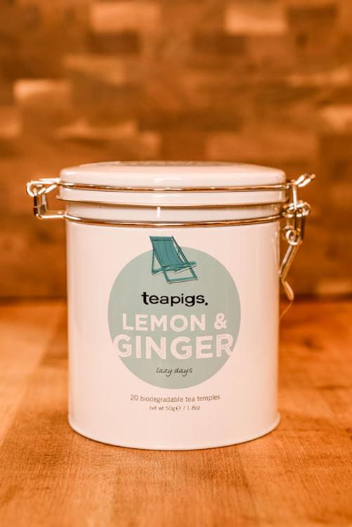 Tea Pigs - Lemon & Ginger
