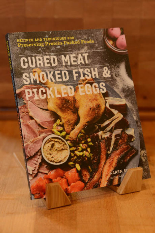 Cured Meat, Smoked Fish & Pickled Eggs by Karen Solomon