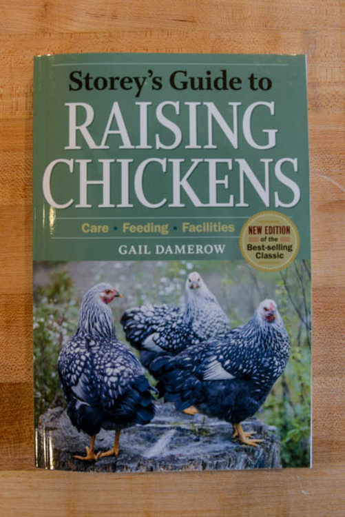 Storey's Guide to Raising Chicken by Gail Damerow