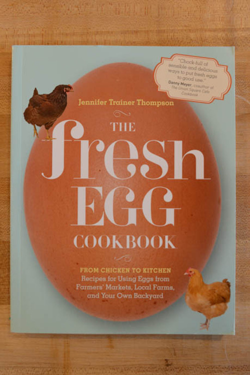The Fresh Egg Cookbook by Jennifer Trainer Thompson