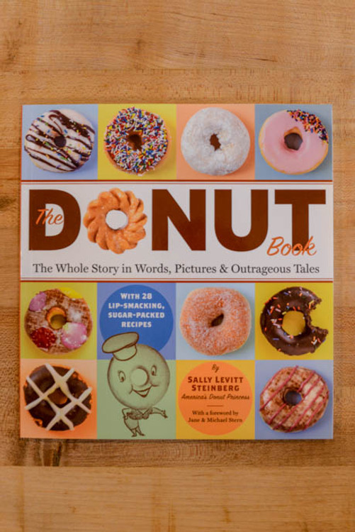 The Donut Book by Sally Levitt Steinberg
