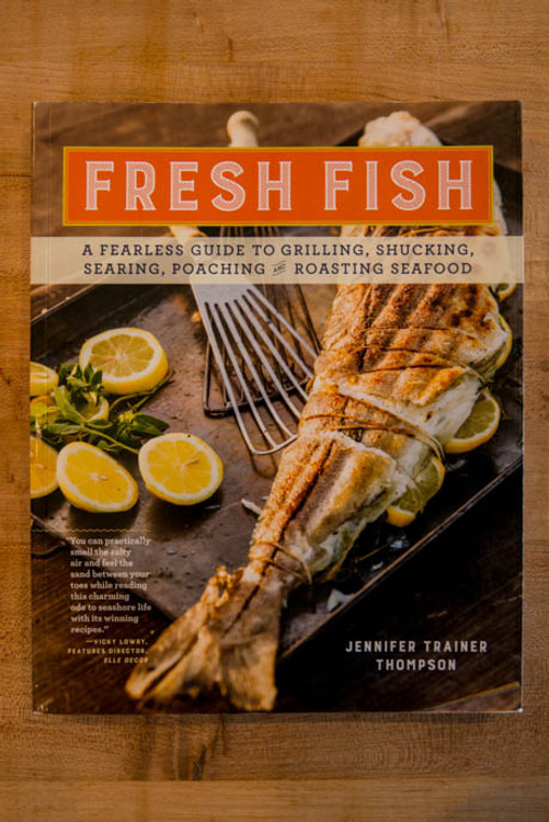 Fresh Fish by Jennifer Trainer Thompson