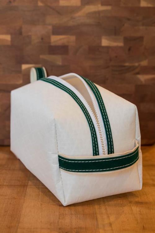 TWGS - Sail Cloth Dopp Kit (Green)