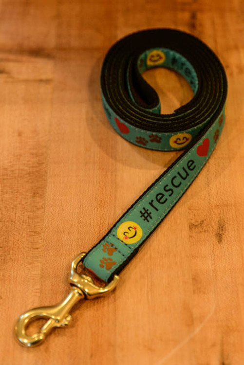 Up Country - #Rescue 6 Foot Dog Leash