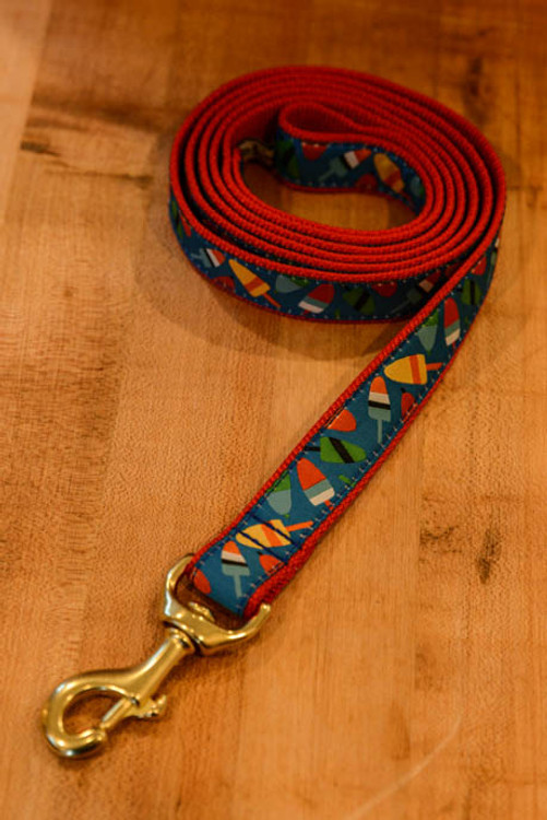 Up Country - Buoys 6 Foot Dog Leash