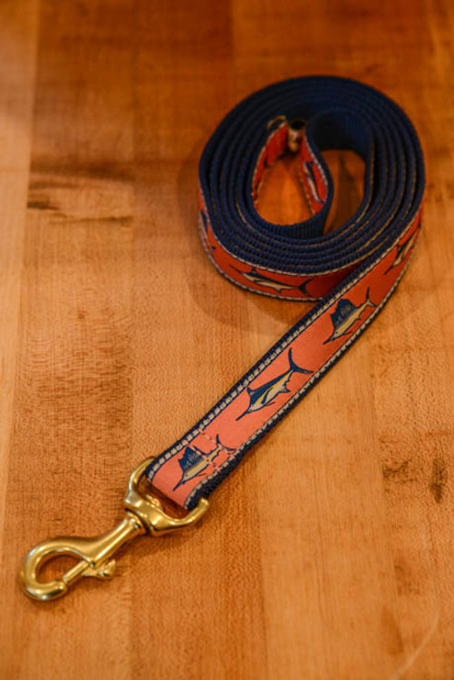 Up Country - Marlin 6 Foot Dog Leash