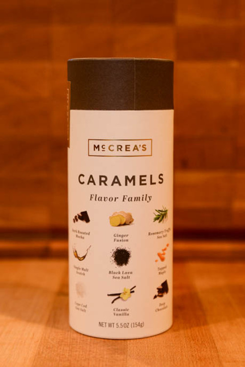 McCrea's Caramels - Flavor Family Assortment Set