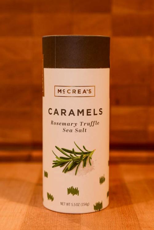 McCrea's Caramels - Rosemary Truffle Sea Salt