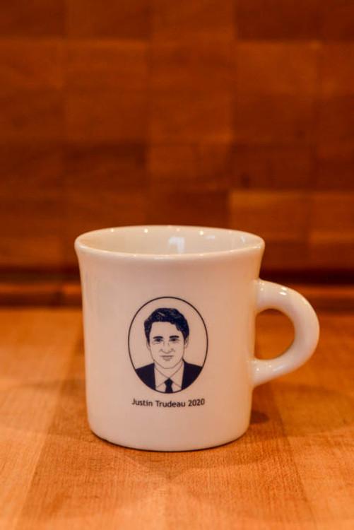Justin Trudeau 2020 Political Mug