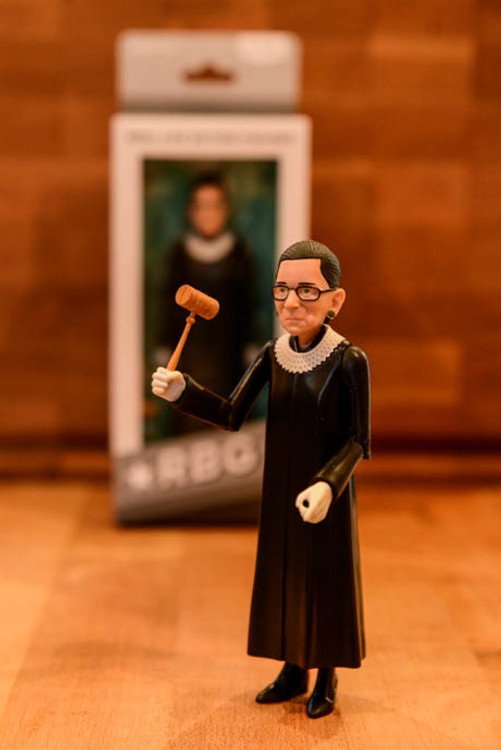 Fctry - Ruth Bader Ginsberg Action Figure