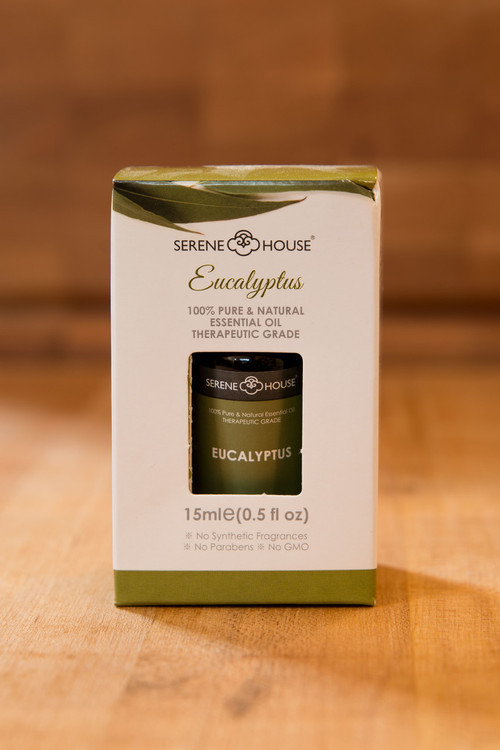 Serene House - Eucalyptus Essential Oil