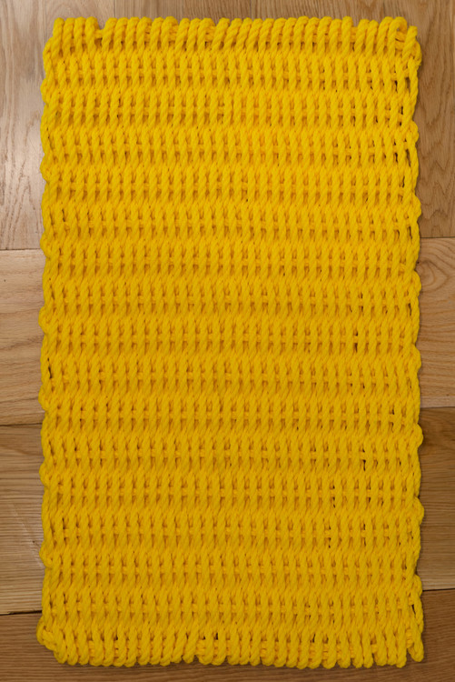 Cape Cod Doormats - The Original (Yellow)