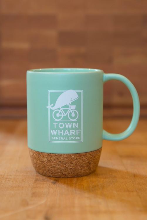 TWGS Logo Ceramic Beck Mug (Mint)