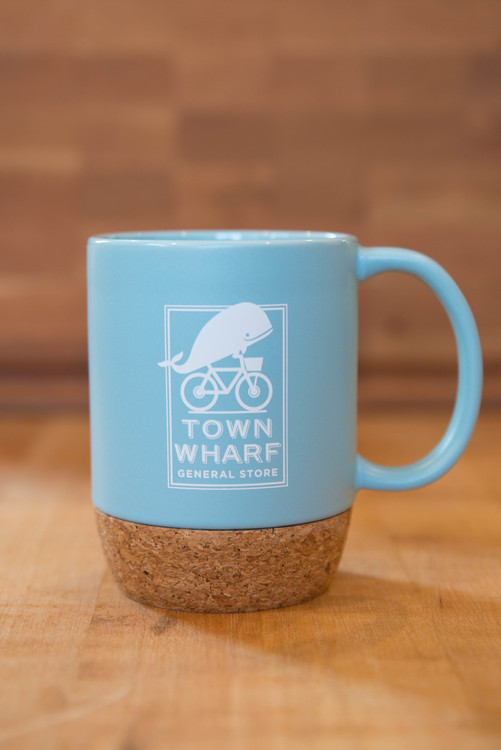 TWGS Logo Ceramic Beck Mug (Light Blue)