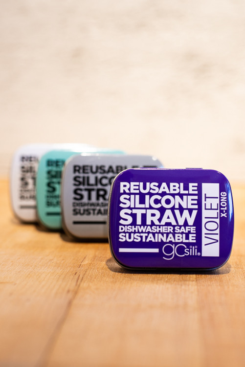 GoSili  - Reusable Silicone Straw