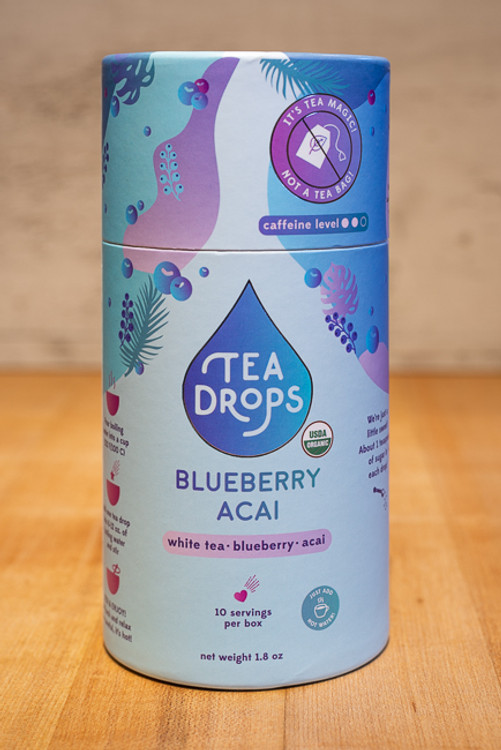 Tea Drops - Blueberry Acai
