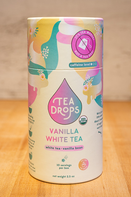 Tea Drops - Vanilla White Tea