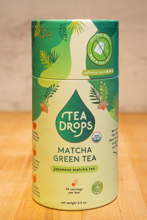 Tea Drops - Matcha Green Tea