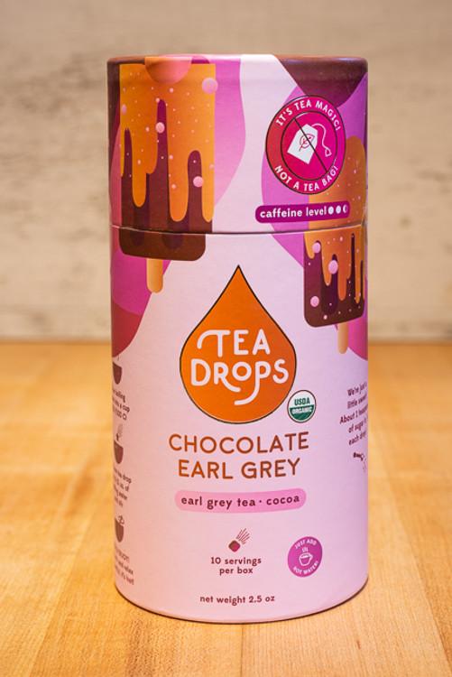 Tea Drops - Chocolate Earl Grey
