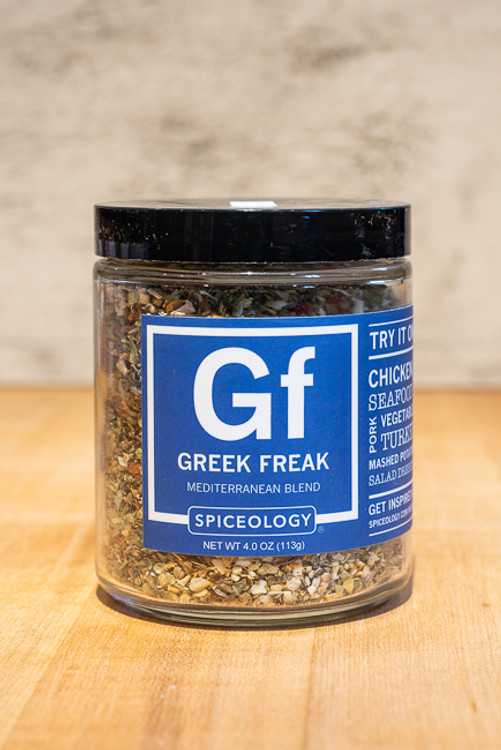 Spiceology - Greek Freak Mediterranean Rub