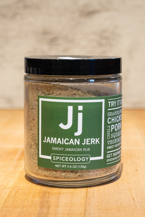 Spiceology - Jamaican Jerk Rub