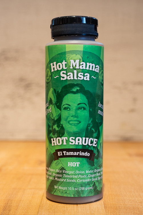 Hot Mama Salsa - El Tamarindo Hot Sauce
