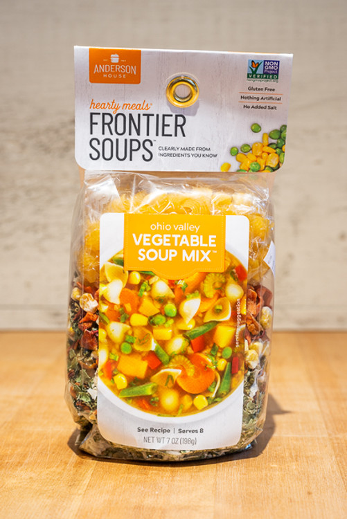 Frontier Soups - Ohio Valley Vegetable Soup Mix