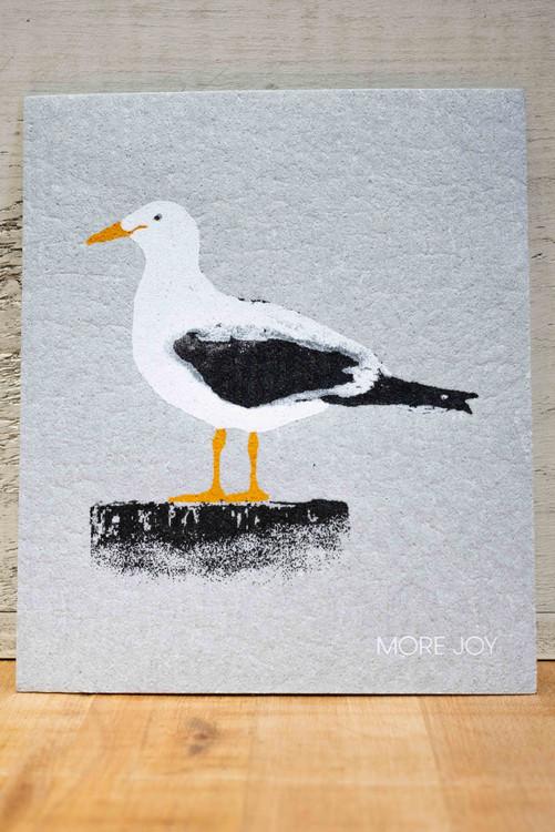 Sweetgum - Seagull Swedish Dishcloth