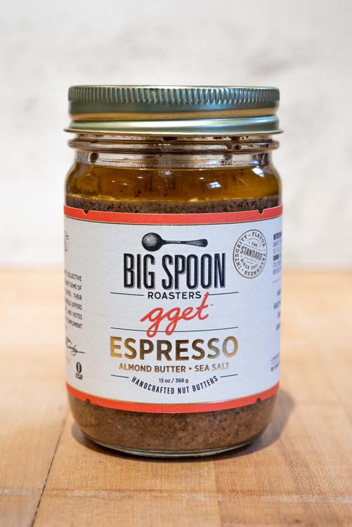 Big Spoon Roasters - Go Get 'Em Tiger Espresso Almond Butter