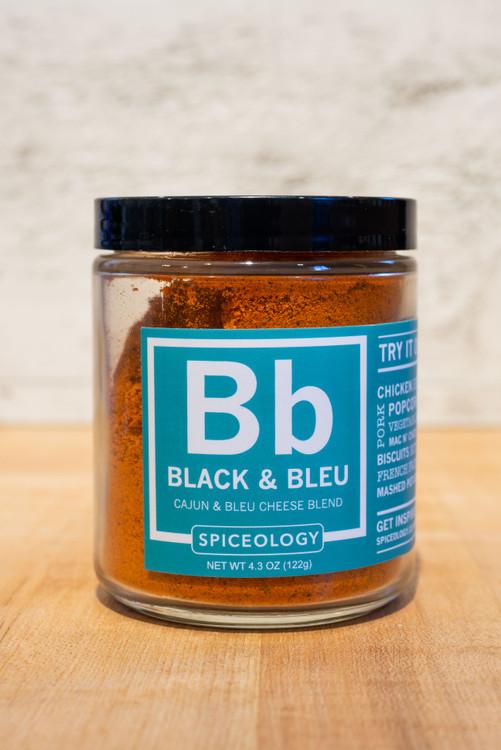 Spiceology - Black & Bleu Rub