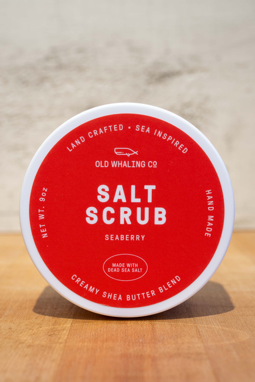 Old Whaling Co. - Seaberry Salt Scrub