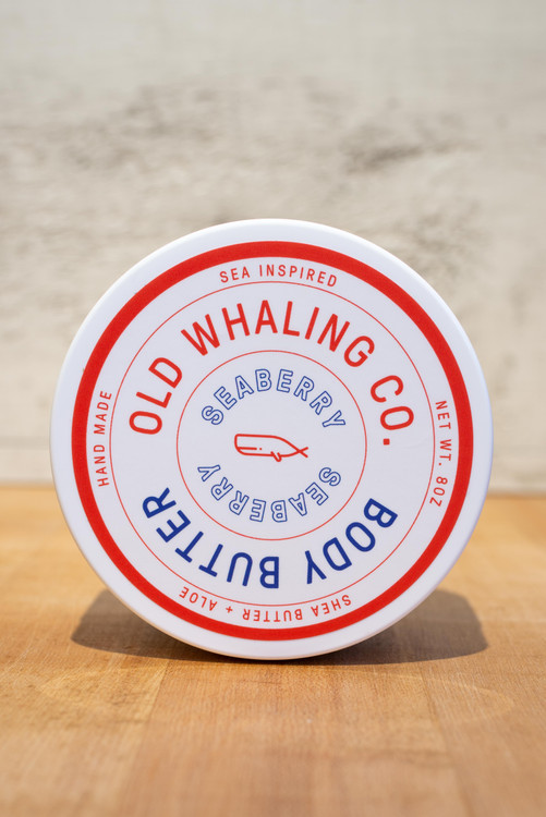 Old Whaling Co. - Seaberry Body Butter