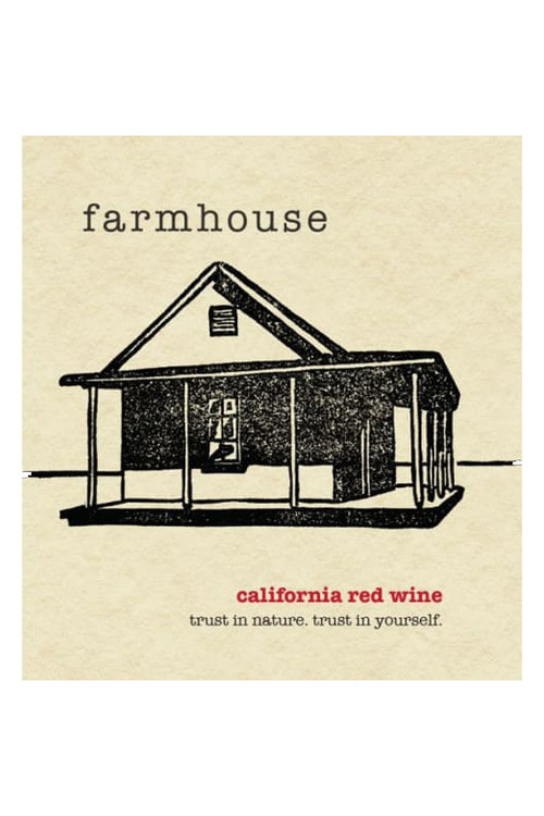 Farmhouse - California Red Wine
