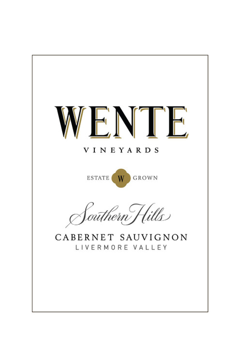 Wente - Southern Hills Cabernet Sauvignon