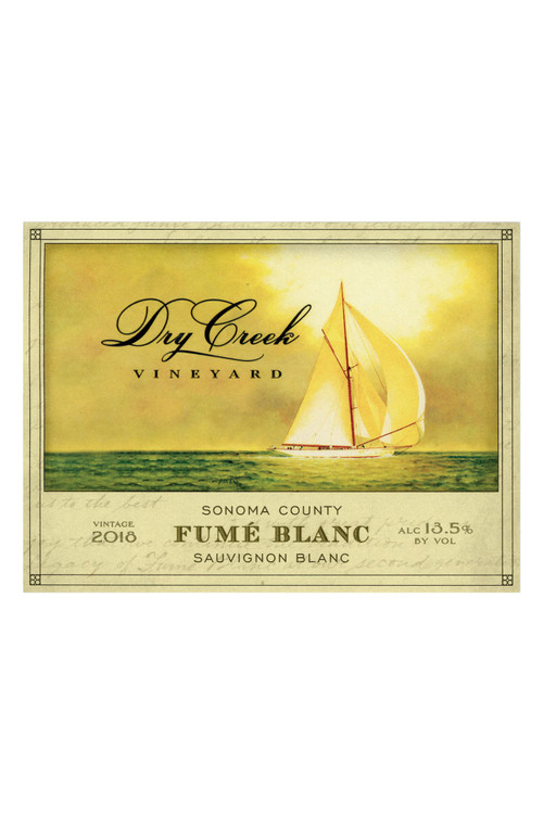 Dry Creek Vineyards - Fume Blanc