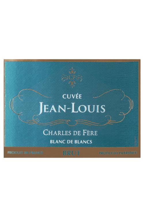 Charles de Fere - Cuvee Jean-Louis Blanc de Blancs Brut