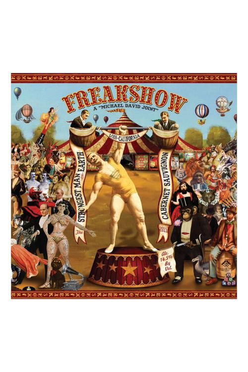 Freakshow - Cabernet Sauvignon