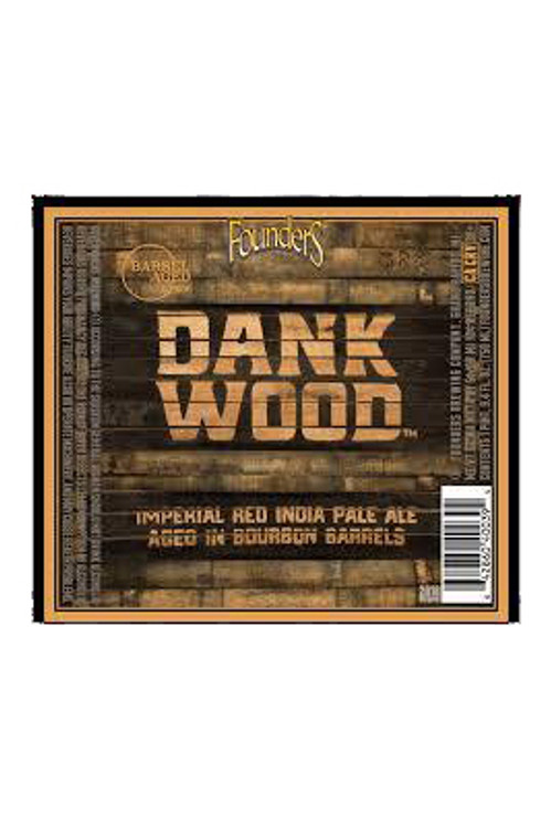 Founders - Dank Wood Beer